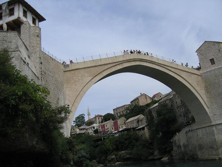 Mostar Köprüsü [Ercan Cömert]