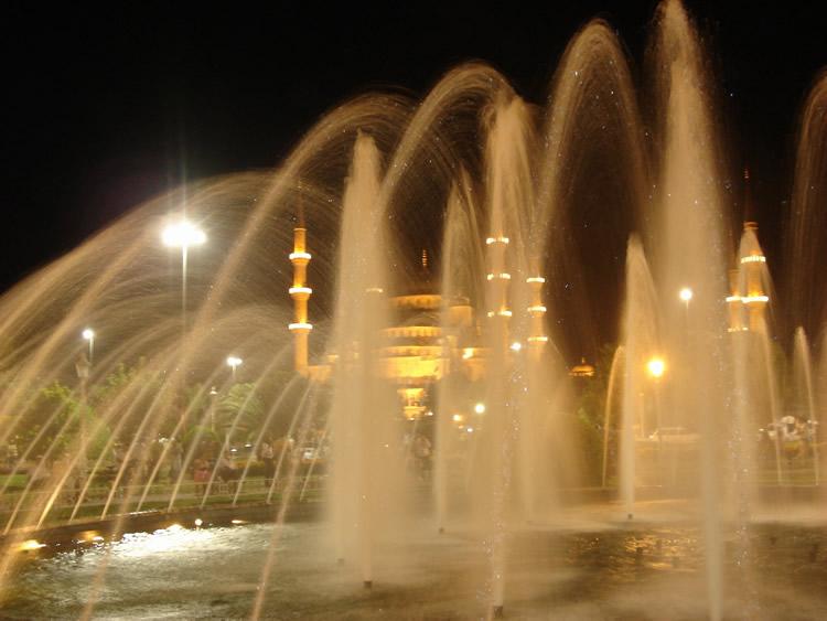 Sultanahmed Camii [Ali Rıza Gültay]