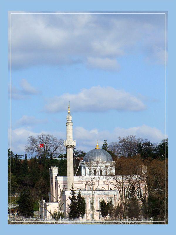 Yıldız Camii [Saim Dag]