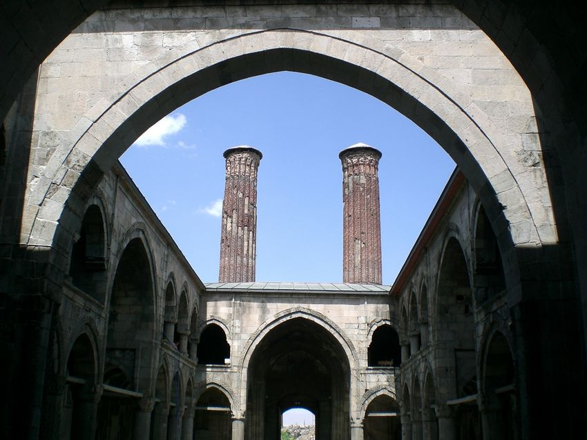 Erzurum Çifte Minare [Ulaş İnönü]