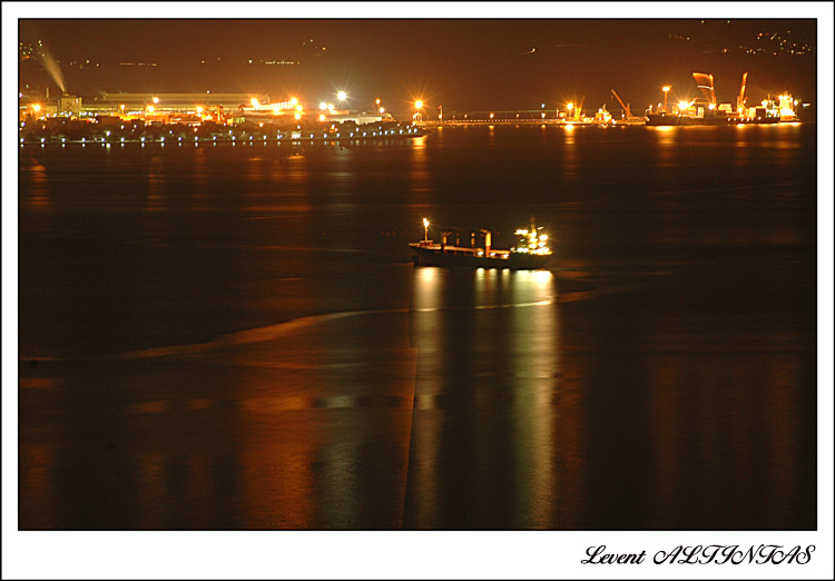 Gemlik Limanı [Levent Altıntaş]