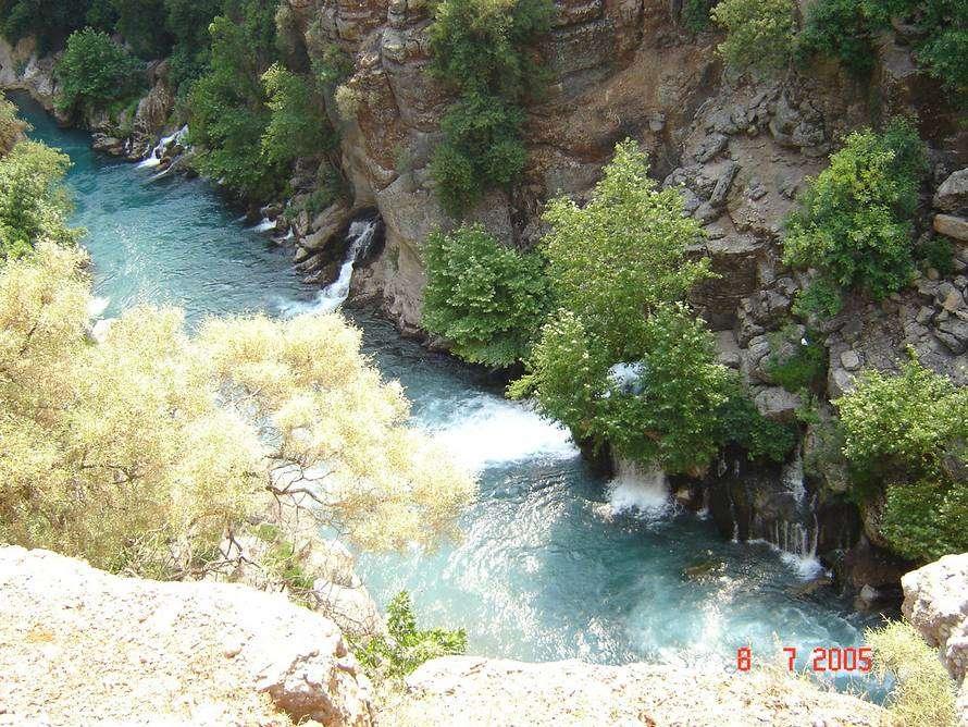Köprülü Kanyon,  Antalya [Sevda]