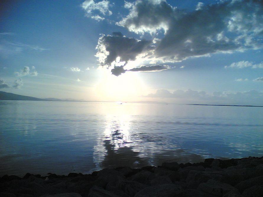 İzmir Bostanlı sahili gün batımı [Didem Erginsoy]