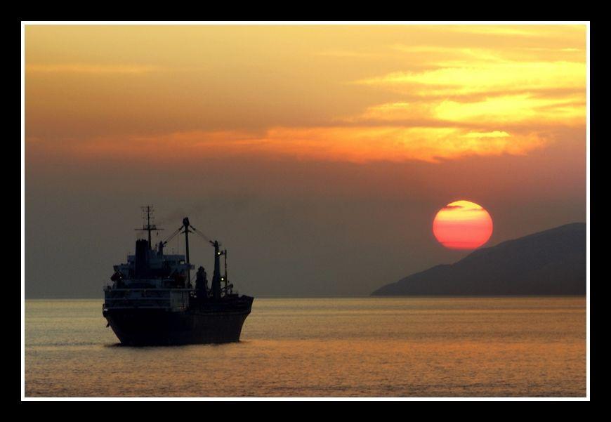 Güneşe Giden Gemi [Bulent Isilman]