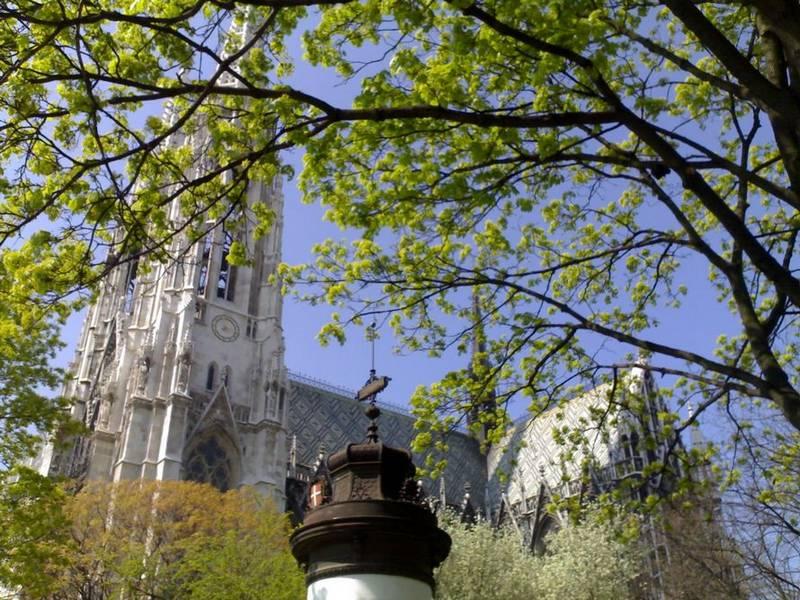 Votivkirche ,  Viyana [Ayla Zehra]