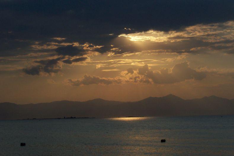 Beyşehir Gölü Gün Batımı 2 [Şevket Baş]
