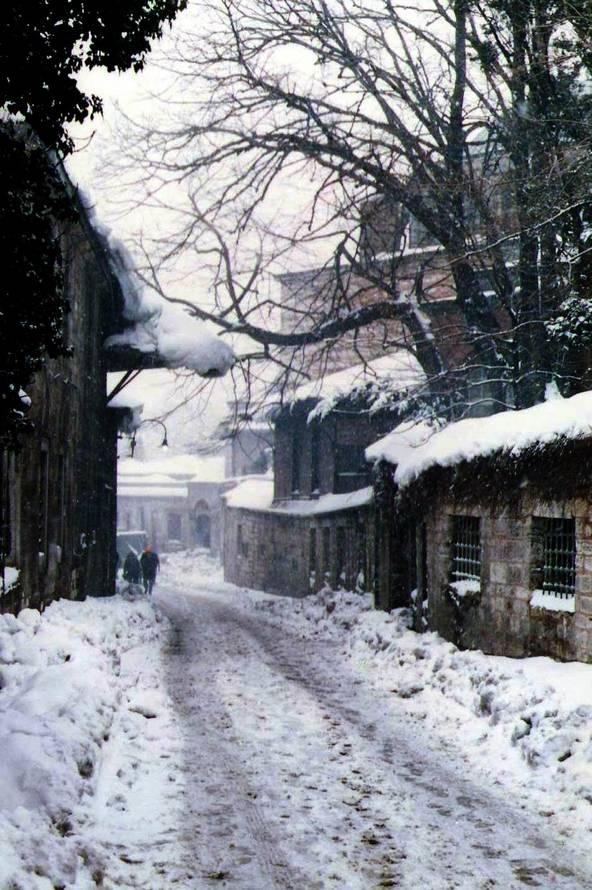 Haseki de bir sokak-karda İstanbul [Mahir Günday]