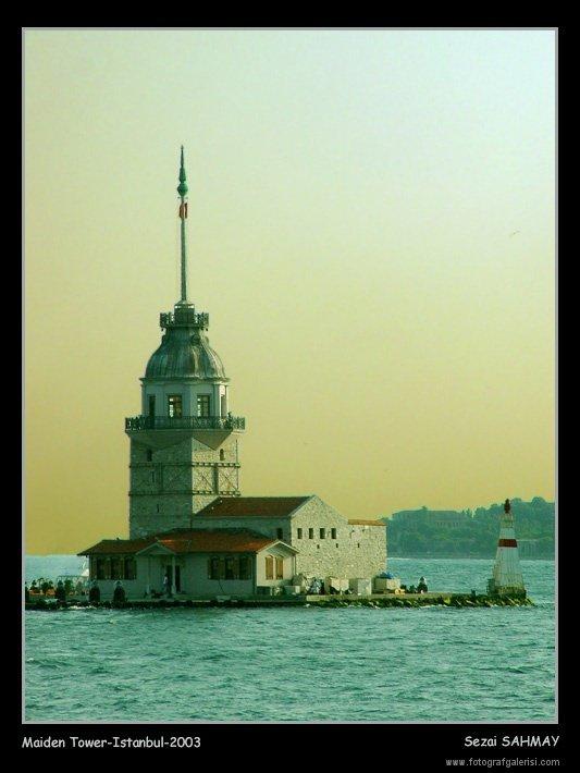Kız Kulesi [Sezai Sahmay]