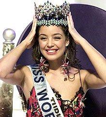 Miss World 2002 Azra Akın