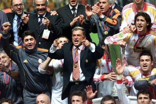 2000 UEFA Kupası Galatasaray