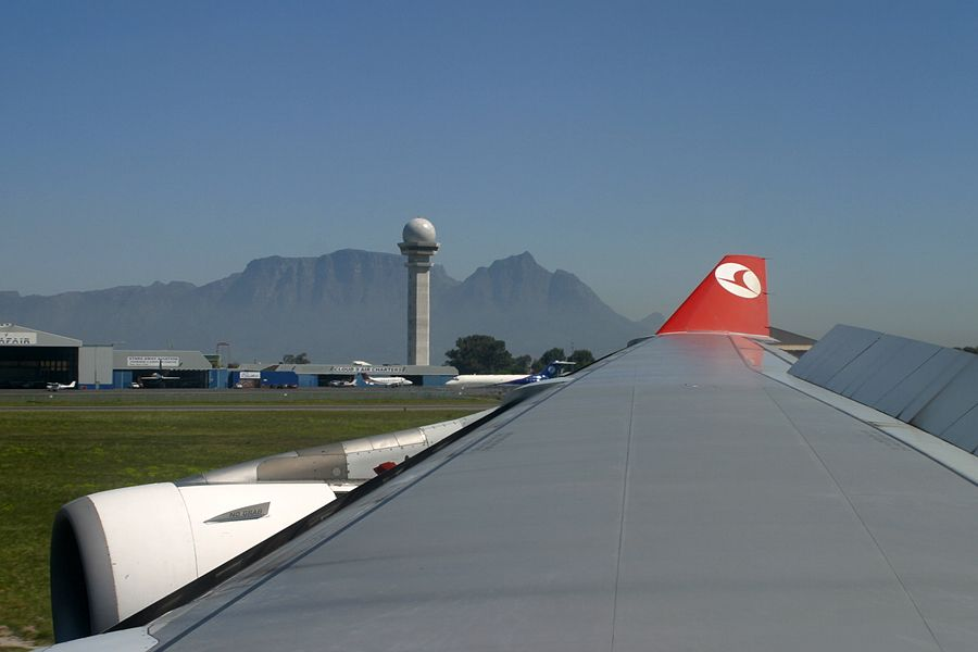 First Landing to Cape Town