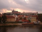Prag da gün batımı [Miraç Yazıcı]